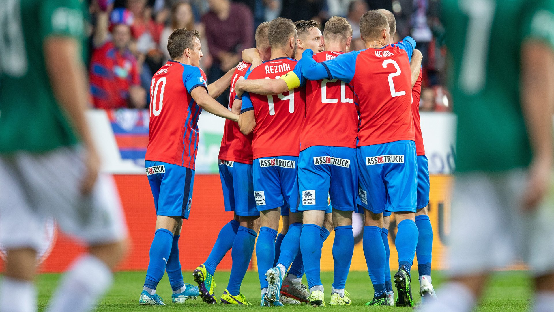 Kopic's long shot decided Viktoria's win over Jablonec