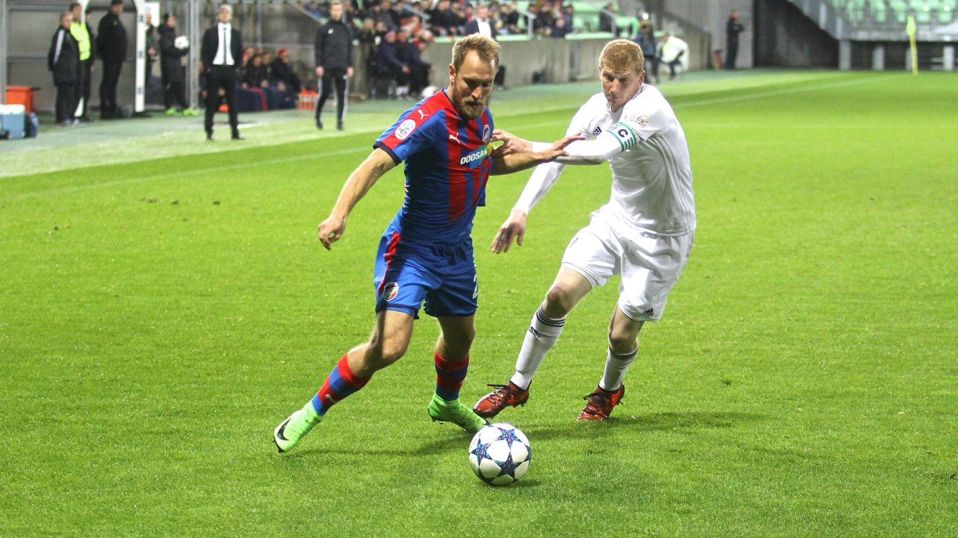 ​The goal makes me happy but I care more for the win, Kolář says