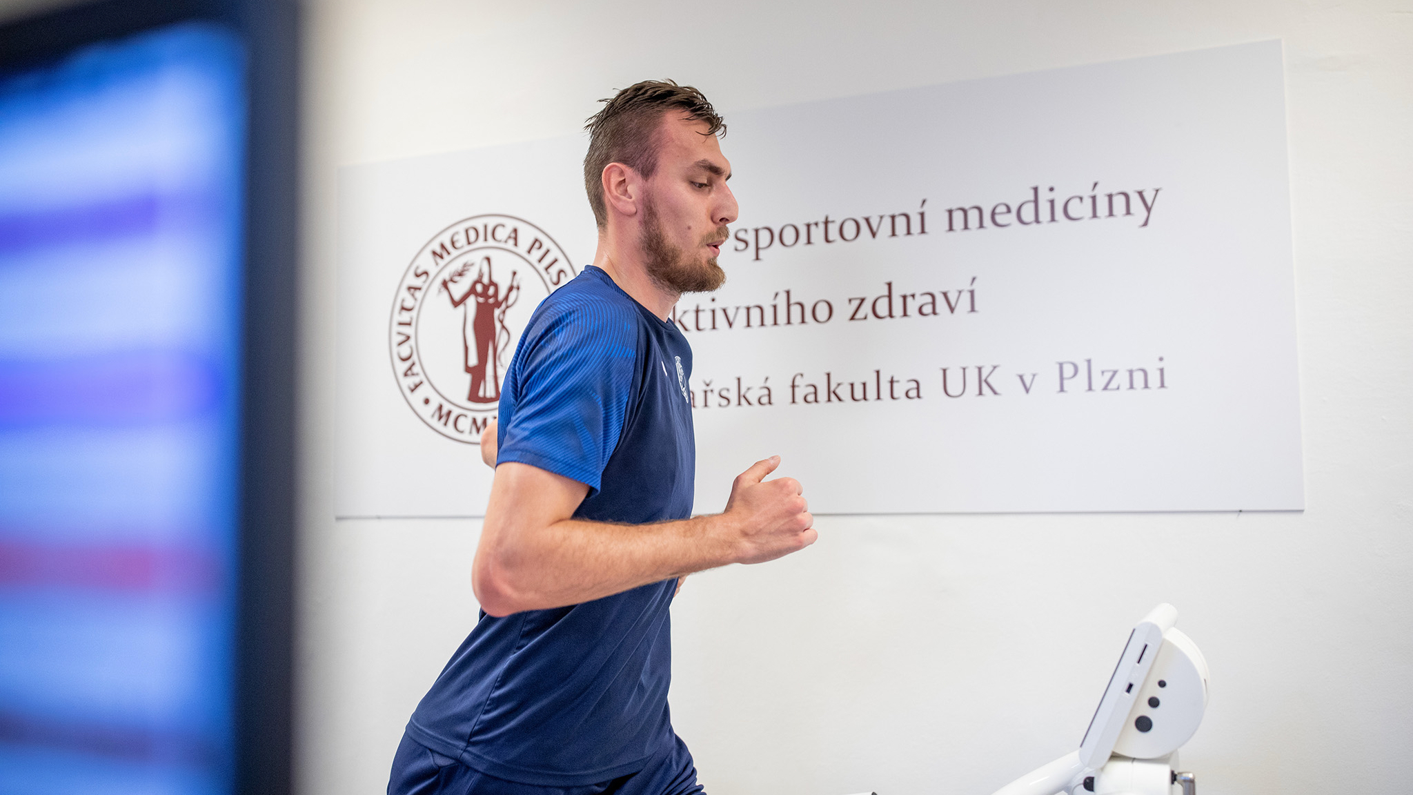 Viktoria Plzeň prepares for the spring with performance tests
