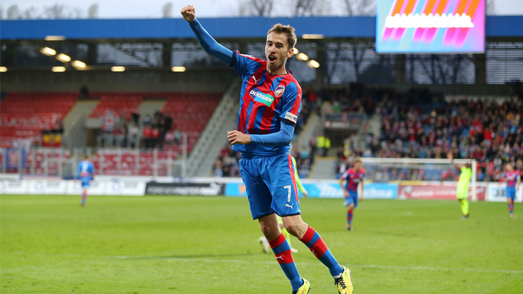 Three Goals In The St Half Meant Victory Over Brno