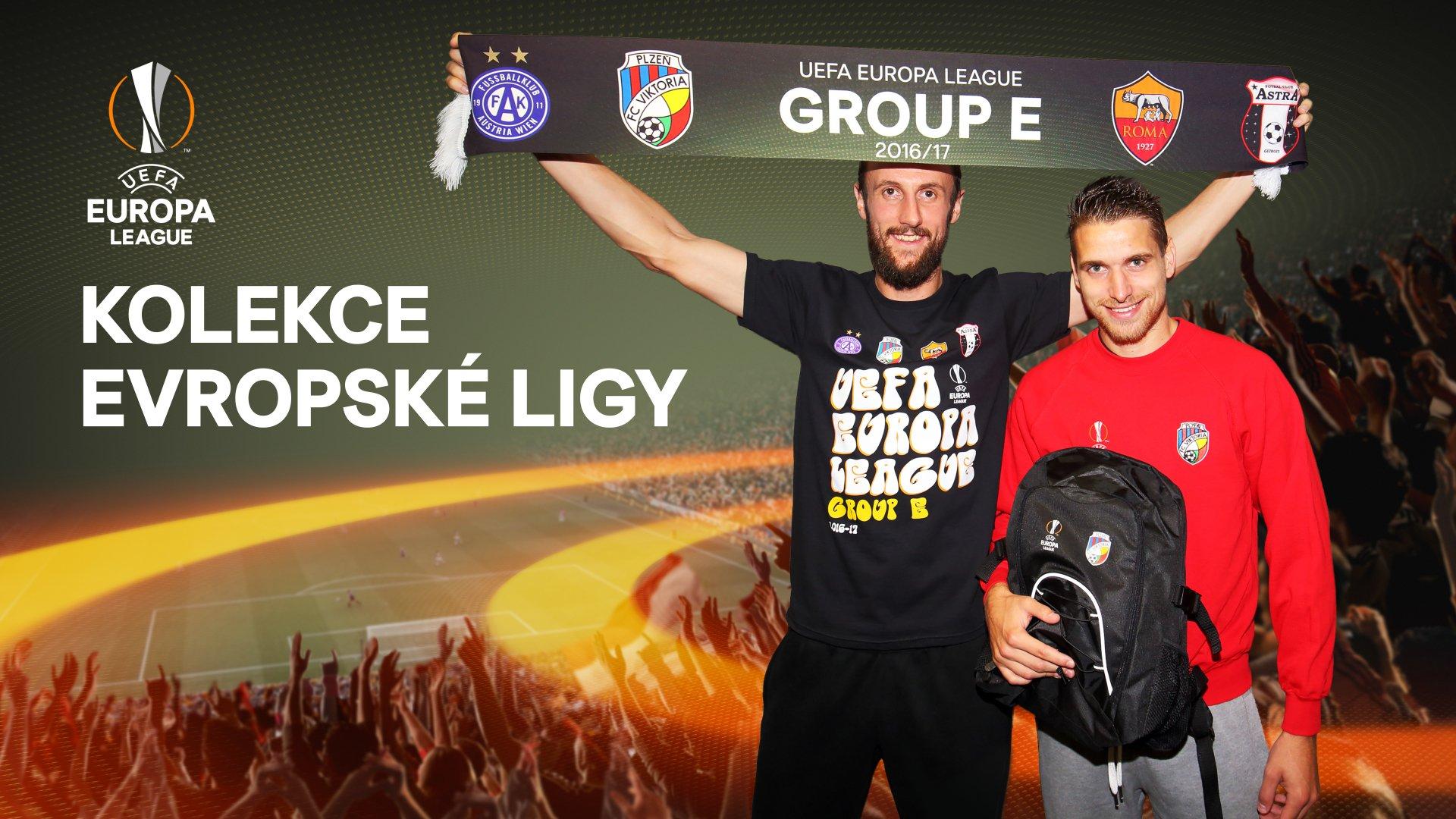 Losování Evropské Ligy Gallery: Do Fanshopu Přichází Nová Kolekce Evropské Ligy