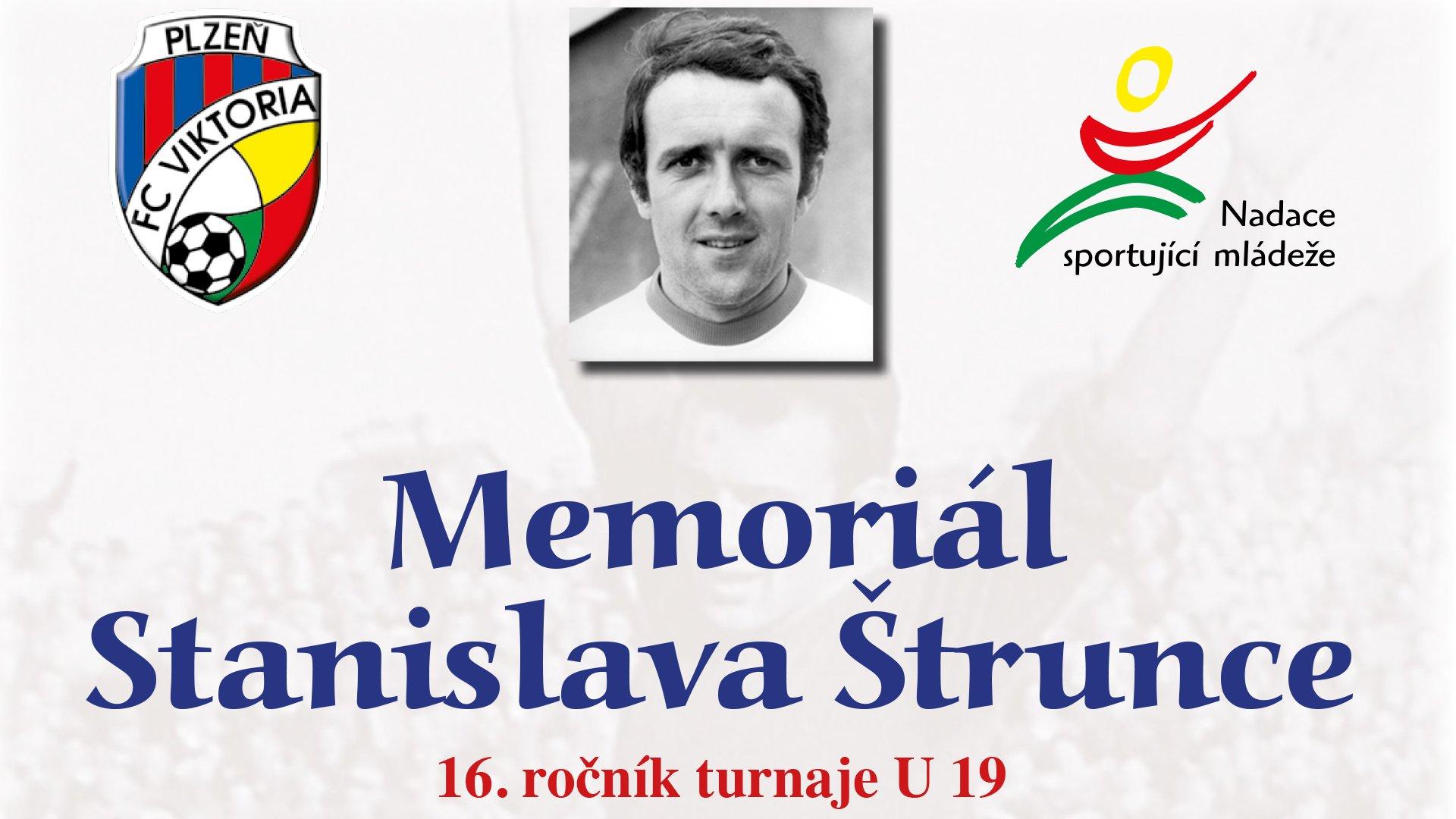 1517ee438 Dnes začíná v Luční ulici šestnáctý ročník Memoriálu Stanislava Štrunce