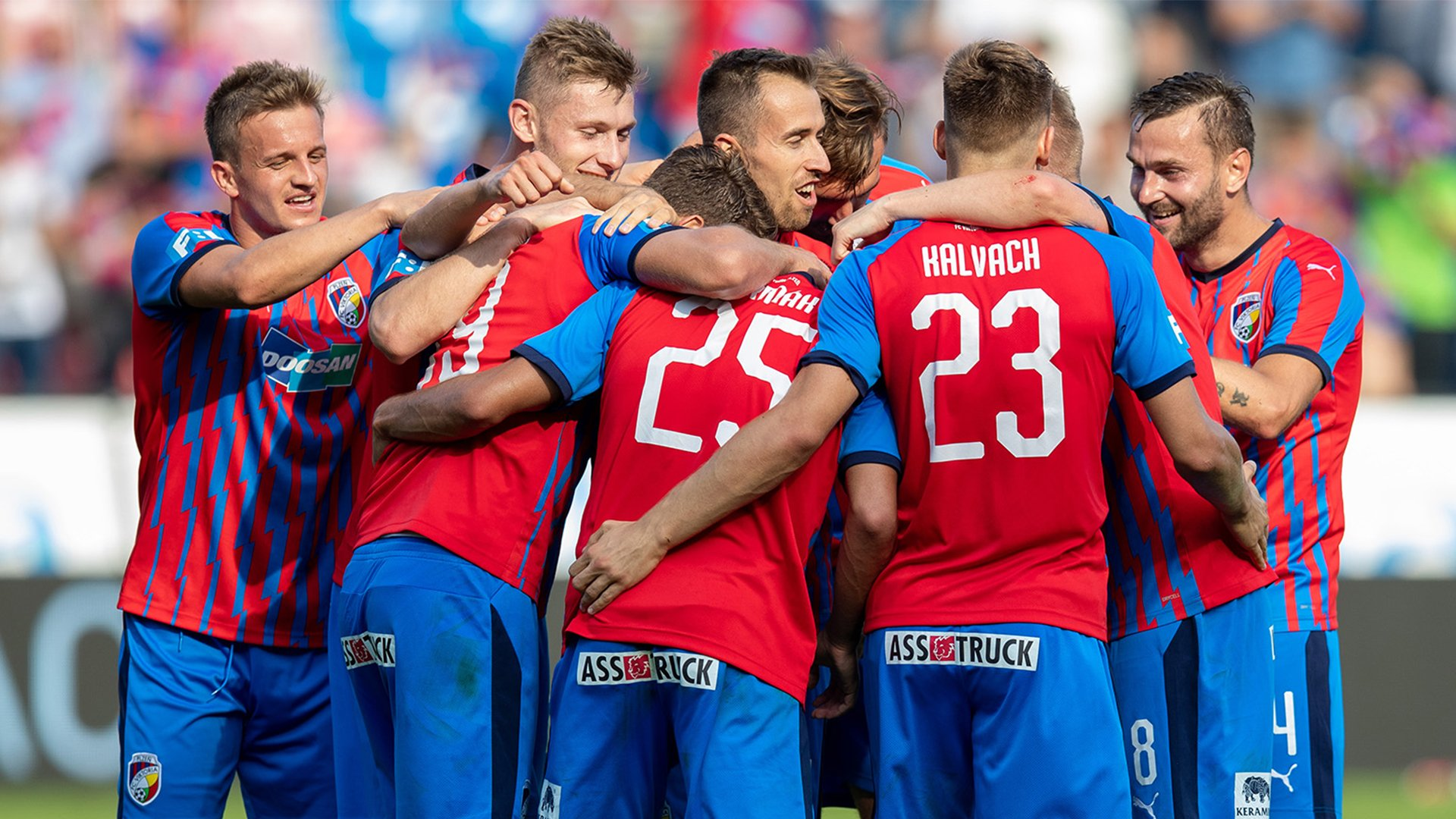 Plzeň dealt with Opava offensively and beat them 4-0
