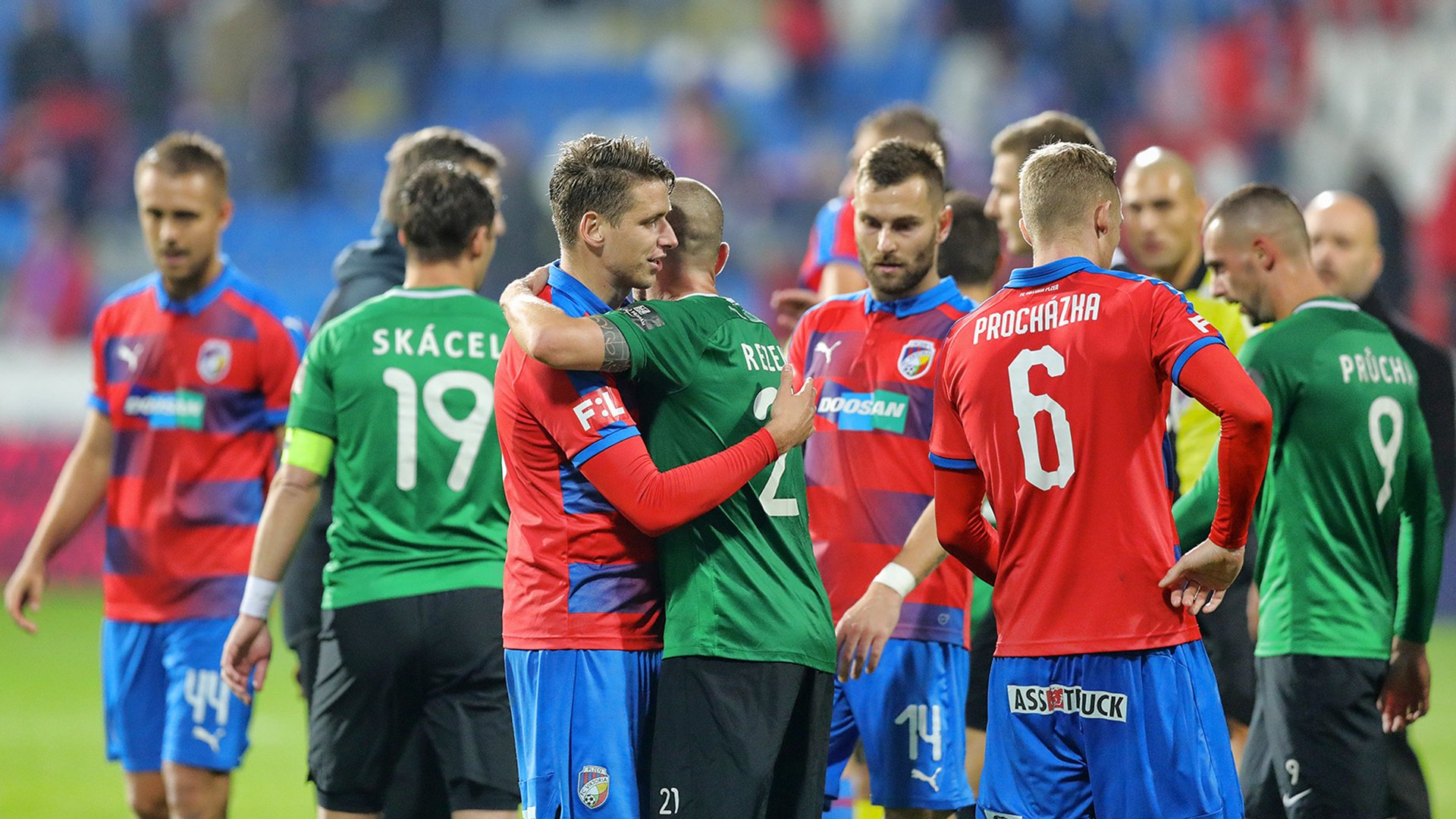 Viktoria couldn't beat Příbram and takes only one point for 1-1 draw