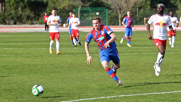 ​Viktoria lost the 2nd friendly match in Spain to Salzburg 0-5