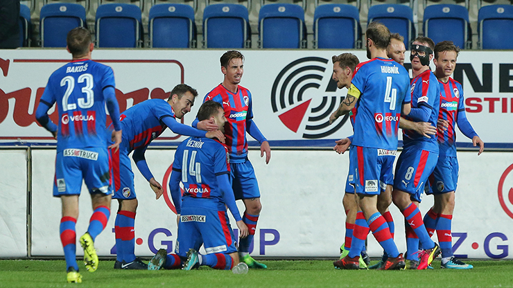 14th match, 14th victory in a row! Viktoria beat Slovácko 4-1