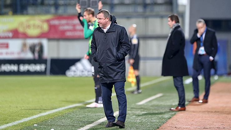 Pavel Vrba: Uhráli jsme bod na hřišti druhé Olomouce, jsem spokojen