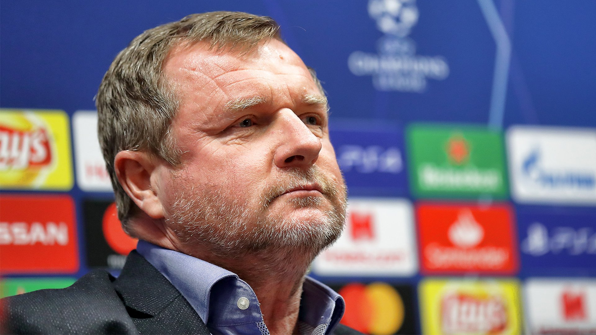 Head coach Pavel Vrba: I am glad that teams like Real Madrid play here